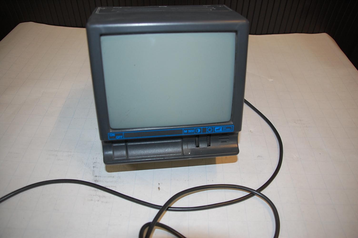 Mape CNC 2000 Nuova Elettronica Monitor 11927