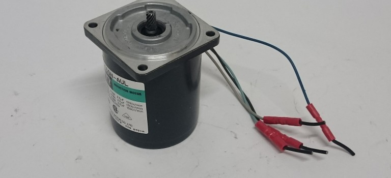 Oriental motor 2IK6GN-AUL induction motor