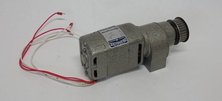 Parvalux Electric Motor 24 Volt