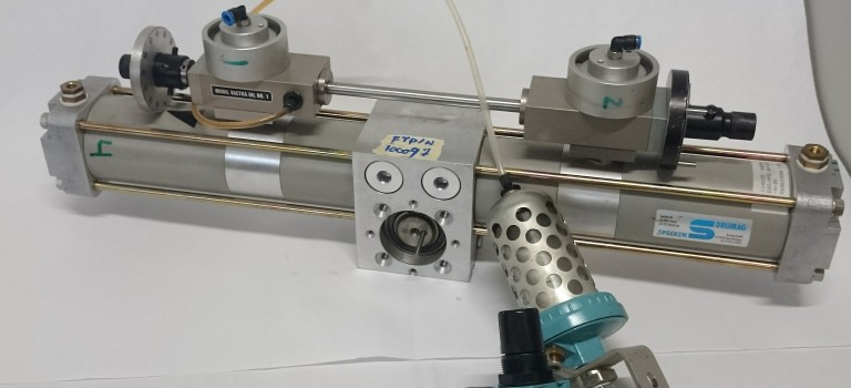 specken/drumag dso-hpe66 + Pneumatic pressure compensation